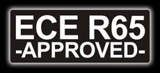 Certificate R65 ECE 1 si 2