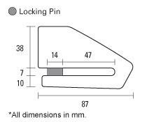 dimensiuni X2 imobilizator disc