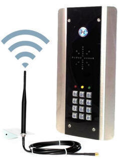 interfon gsm AES 3ABK